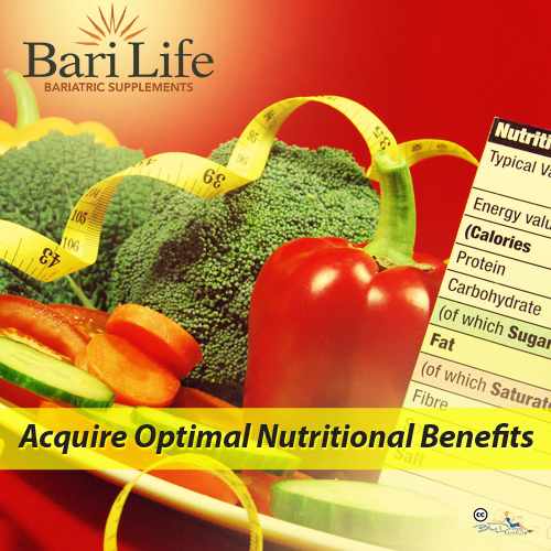 Bari Life bariatric vitamins optimum nutritional benefits