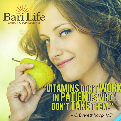 Bari Life Bariatric Vitamins and Supplements