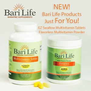 Post bariatric surgery weight loss surgery supplements
